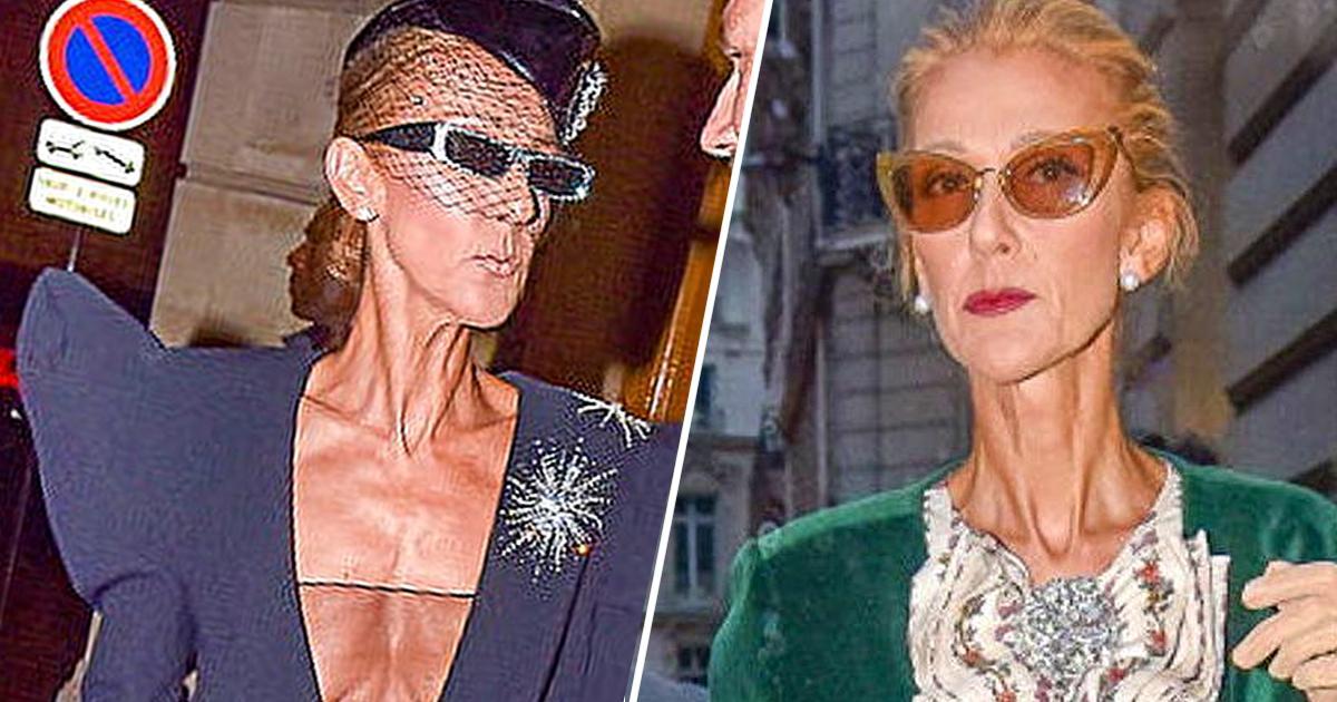 Celine Dion sagt Lasst mich in Ruhe, nachdem sie für ihren neuen dünneren Look kritisiert wurde
