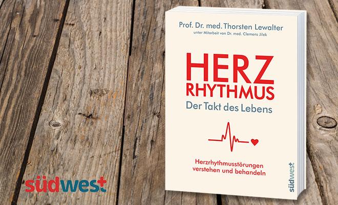"""10 x das Buch """"Herzrhythmus – Der Takt des Lebens"""" zu gewinnen!"""