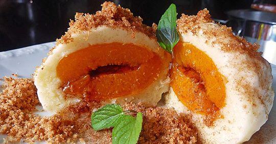 Aprikosen- oder Marillenknödel