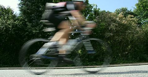 Ausdauersport: Wie viel Radeln und Laufen ist gesund?