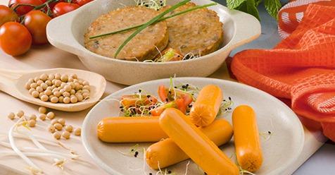 Fleischersatz: Wie gesund ist die Veggie Wurst?