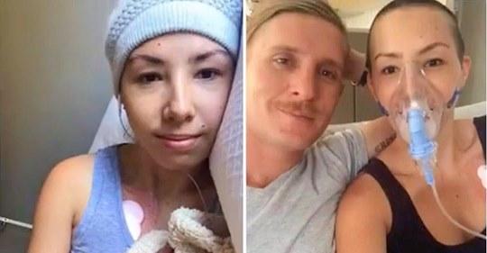 Eine Frau wird verhaftet, nachdem sie Krebs vorgetäuscht und Menschen um .000 gebracht hatte