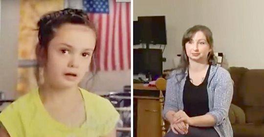 Besorgte Mutter versteckt Aufnahmegerät im Haar ihrer stummen Tochter und hört, wie Lehrer sie misshandeln