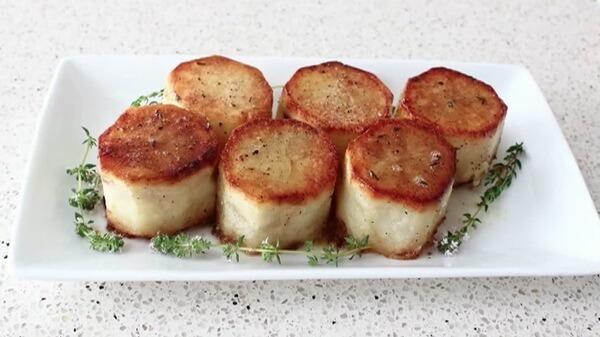 Fondant-Kartoffeln: Dieses Kartoffelgericht spielt in einer ganz anderen Liga