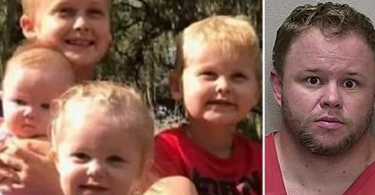 Familienvater bringt vier Kinder und Ehefrau um, versteckt sie in Kofferraum – fährt wochenlang mit ihnen rum