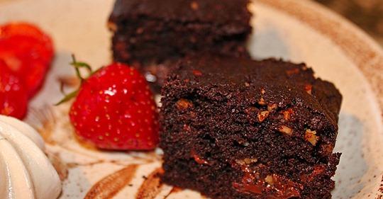 Brownie - Rezept aus Amerika