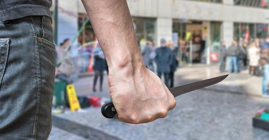 Hamburg: Bereits 1.025 Messerattacken in den ersten neun Monaten dieses Jahres – knapp vier Taten pro Tag