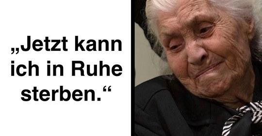 40 Nachkommen: Frau trifft gerettete jüdische Familie wieder