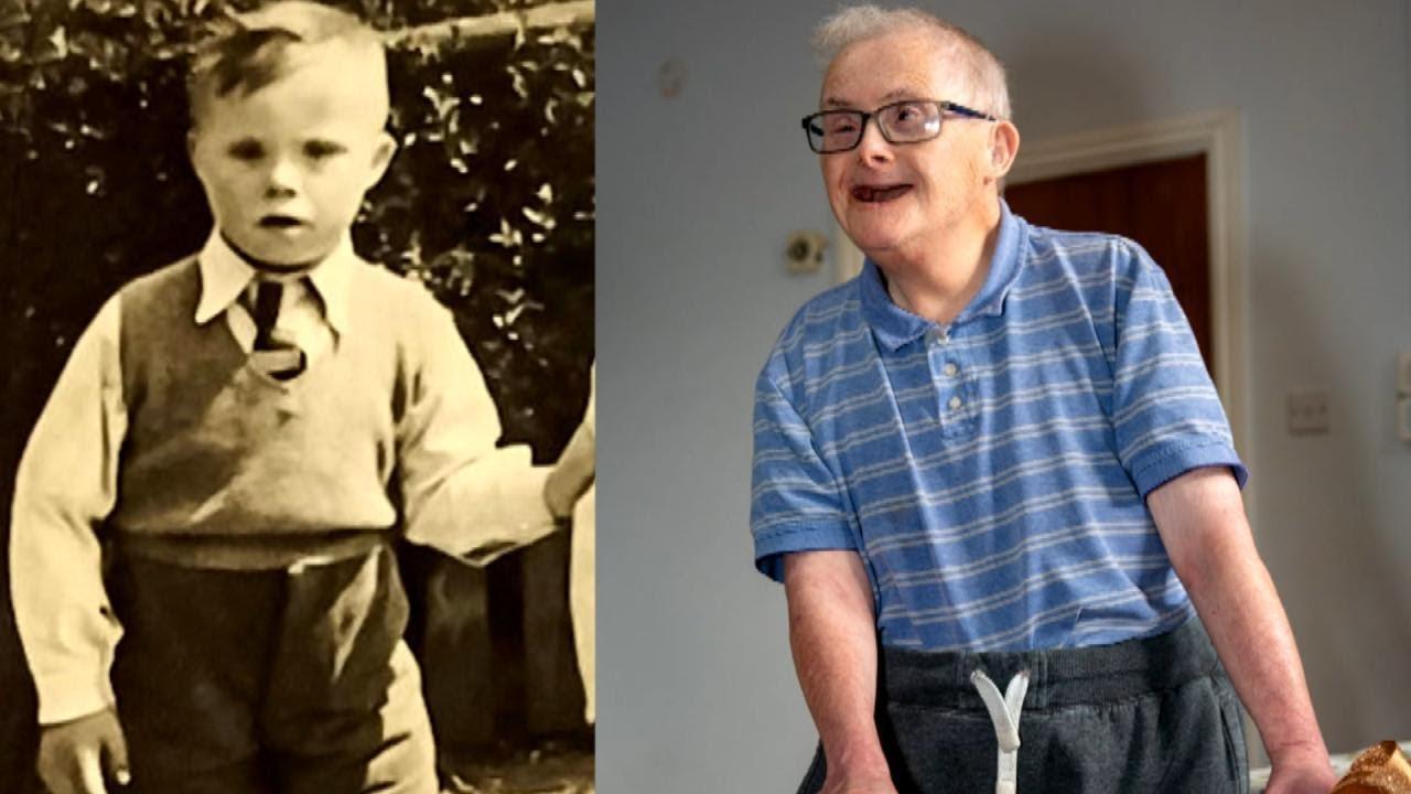 Rentner mit Down-Syndrom feiert seinen 77. Geburtstag – Einer der ältesten Betroffenen der Welt