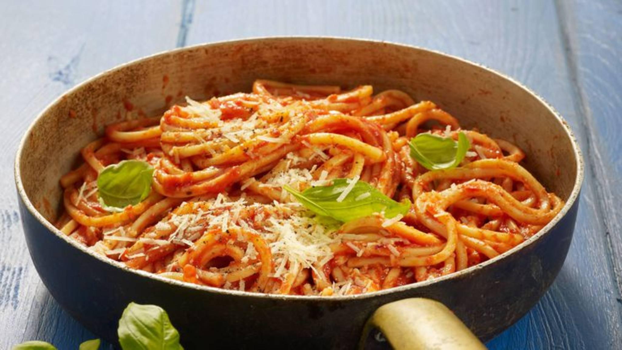 Die perfekte Tomatensauce: So schmeckt sie wie bei Ihrem Lieblingsitaliener