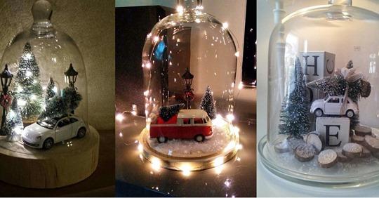 Erwachsene bekommen nicht genug von Spielzeugautos!! Warum?? Entdecken Sie hier 10 Dekorationsideen für diesen Winter…