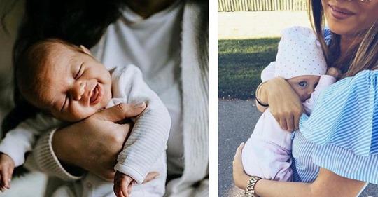 6 typische Fehler beim Halten von Babys