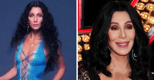 Cher sagt, dass ihr altersloses Aussehen hauptsächlich ihrem gesunden Lebensstil zu verdanken sei