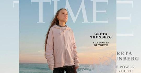 """Auszeichnung für Klima-Aktivistin Greta Thunberg: """"Time""""-Magazin kürt sie zur Person des Jahres"""