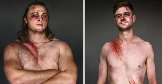8 Männer, die überlebten, weil sie sich angeschnallt hatten