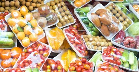 Kein Gemüse mehr in Plastik eingepackt? EU Parlament berät über Verbot von Plastik Verpackungen