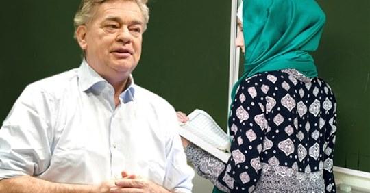 """Kopftuchverbot für Lehrerinnen """"nicht vorstellbar"""""""