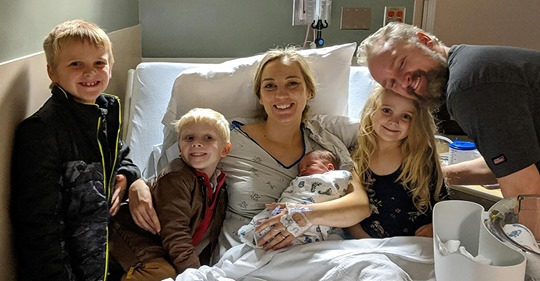 Starb wenige Tage nach Geburt: Vierfach-Mutter rettet mit ihren Organen zwölf Menschen