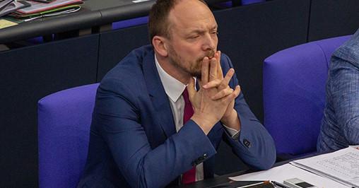 """Merkels neuer Ostbeauftragter bezeichnete AfD als """"giftigen Abschaum"""""""