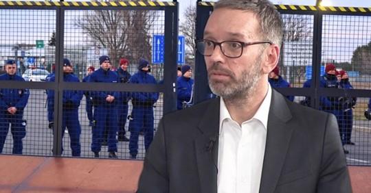 """""""Müssen es wie Ungarn an serbischer Grenze machen"""""""