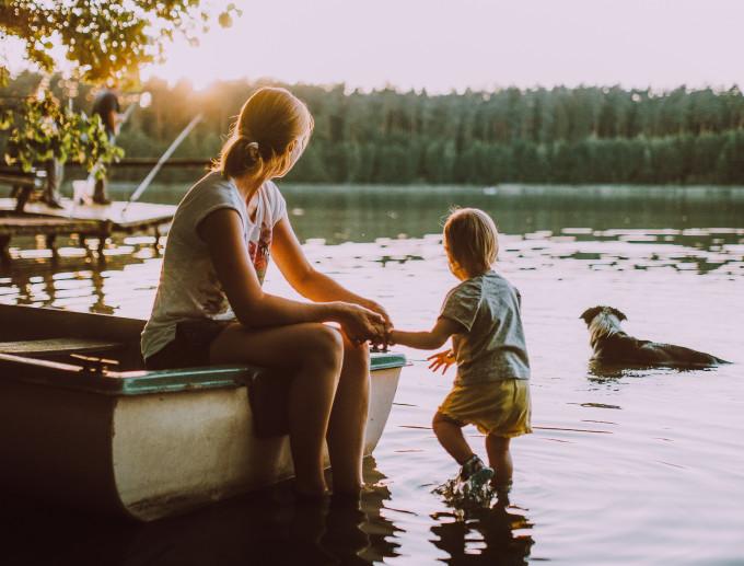 8 Gründe, warum alleinerziehende Mütter toll sind