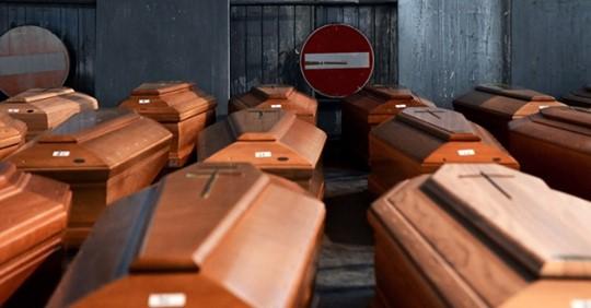 Ohne Gegenmaßnahmen 40 Millionen Tote weltweit