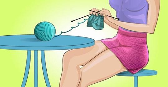 Stricken ist gesund: 7 Gründe, weshalb sich stricken lernen lohnt