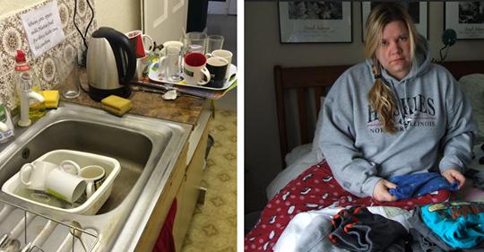 8 Probleme, die eine unordentliche Wohnung enthüllen kann
