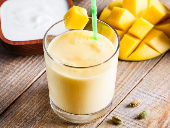 Mango-Lassi selber machen - so geht's
