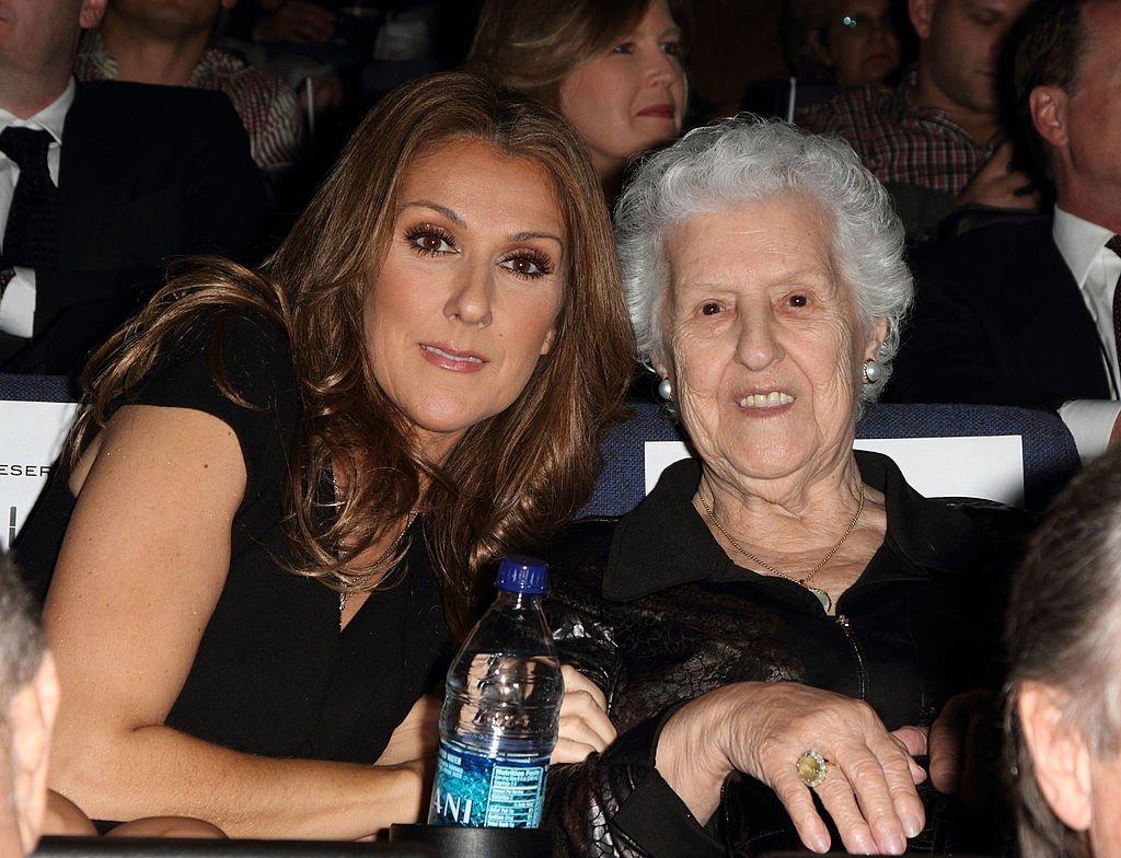 Die Geschichte der engen Bindung von Celine Dion zu ihrer Mutter bis zu ihrem letzten Atemzug