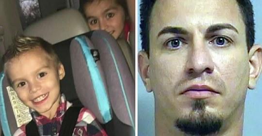 Überwachungsaufnahmen entlasten Vater: Kinder (†4 & †3) kletterten allein ins Auto