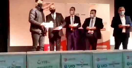 Amt bestätigt Einfluss aus der Türkei auf Vereine