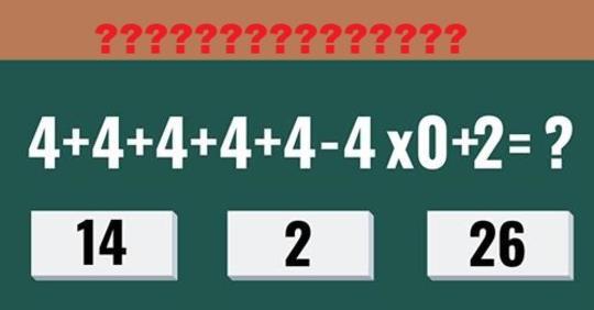 Gehirnbrecher: Testen Sie Ihre Gehirnfähigkeiten, indem Sie dieses mathematische Rätsel lösen!