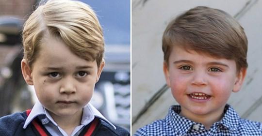 Prinz Louis gewinnt Wettbewerb: George ist total grummelig!