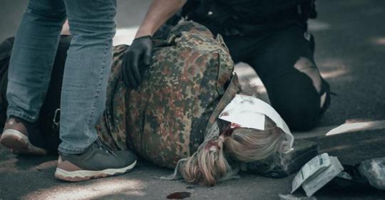 Brutale Antifa-Attacke in Stuttgart: Linksextremist bei Razzia verhaftet