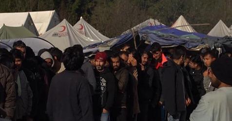 Luxusunterkunft für Migranten auf Kosten der Steuerzahler