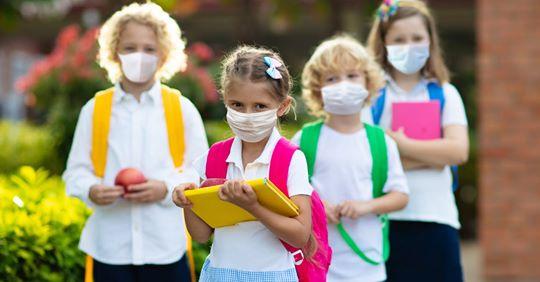 Wegen Corona! Berlin führt Maskenpflicht an Schulen ein