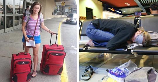Stressfreies Reisen kann so einfach sein.✈️