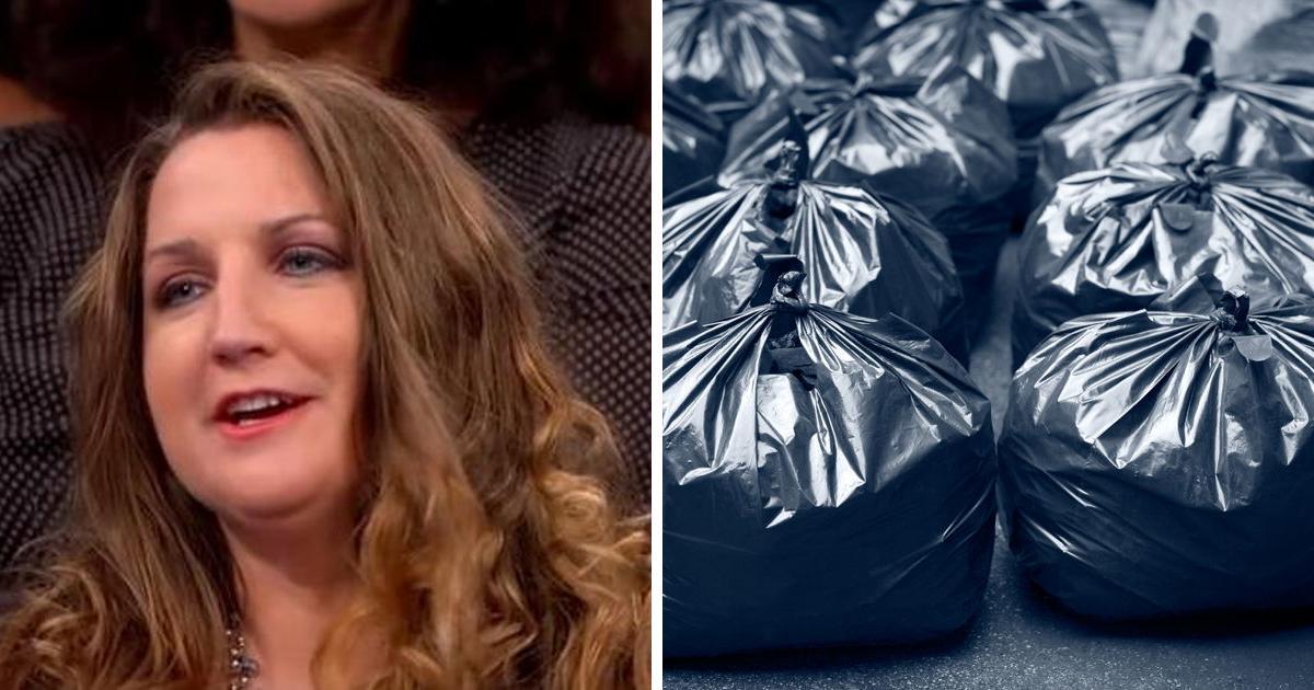 Teenager Töchter weigern sich, ihre Zimmer aufzuräumen, also packt ihre Mutter alles in eine Tasche und verlangt eine Gebühr, bevor sie es zurückgibt