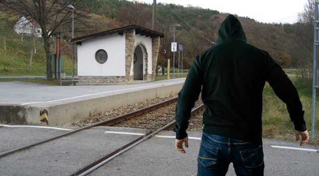 Nach Regionalzug Rangelei: Stunk Südländer ziehen Jugendlichen ab