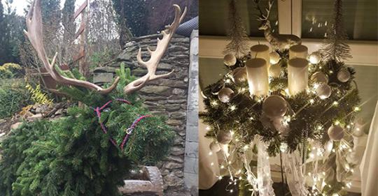 Coole DIY-Weihnachtsideen, um schon mal so richtig in die Stimmung zu kommen!