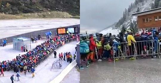 So etwas Idiotisches : Große So etwas Idiotisches : Große Aufregung über Ski Video aus Österreich Aufregung über Ski Video aus Österreich