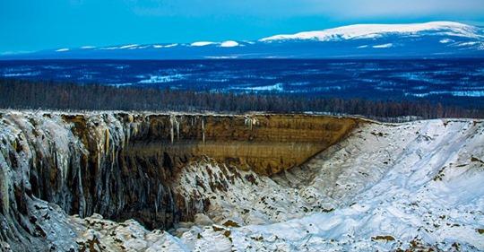 Viren und Bakterien werden durch den auftauenden Permafrost zur Bedrohung