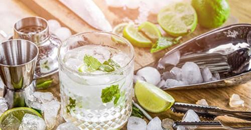 5 alkoholfreie Cocktails für die Silvesterparty
