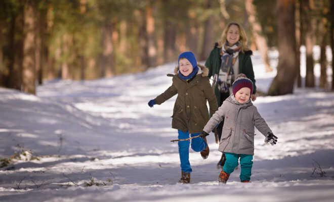 Mit Kindern gesund durch den Winter: Die besten Tipps