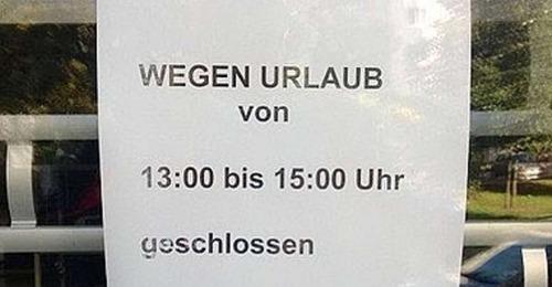 12 Schilder, mit denen du Leuten Deutschland erklären kannst