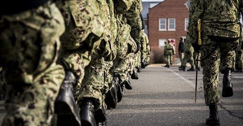 Kriegsgebiet Washington: 25.000 Soldaten sichern Biden-Amtseinführung
