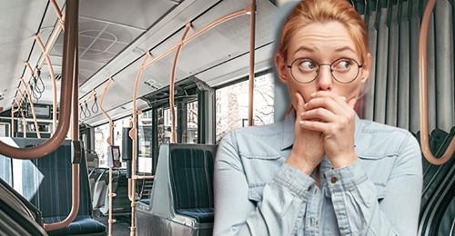 Redeverbot gefordert: Deutsche sollen wegen Corona im Bus schweigen