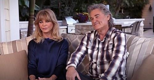 Kurt Russell erinnert sich, dass er total verkatert war, als er Goldie Hawn das erste Mal traf