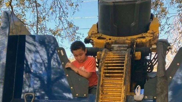 Junge (7) versteckt sich in Mülltonne, wird in Müllwagen geschüttet – und dabei fast zerquetscht